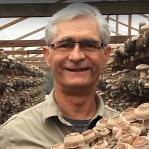Jeff Chilton | Founder of Nammex & Organic Mushroom Expert