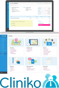 Cliniko is a robust practice management platform that is suited for Allied Health Practitioners across many different fields.